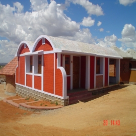 India together low cost rural houses from local materials for Adobe construction cost