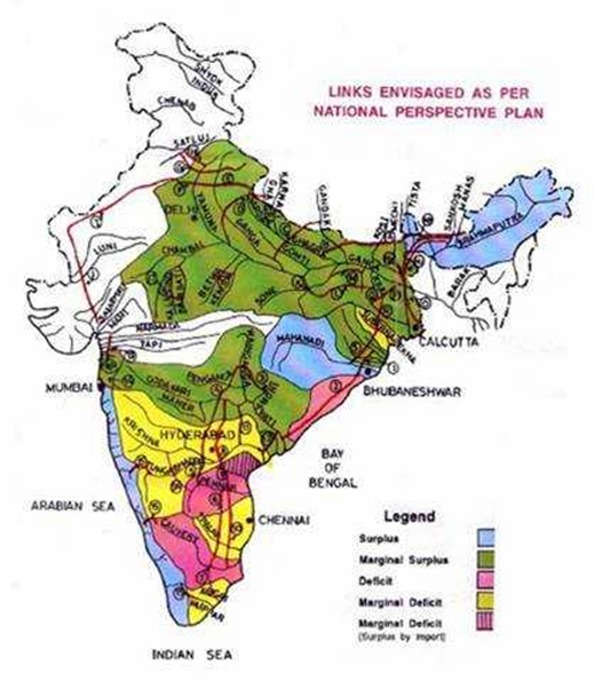 Nationalisation of rivers in india