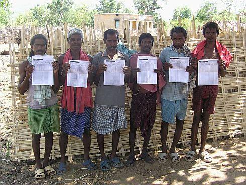 India Together: NREGA battling cancerous corruption in Orissa - 19